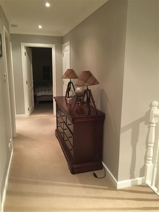 An inspirational image from Farrow and Ball | SMALL SPACE HALLWAY ...
