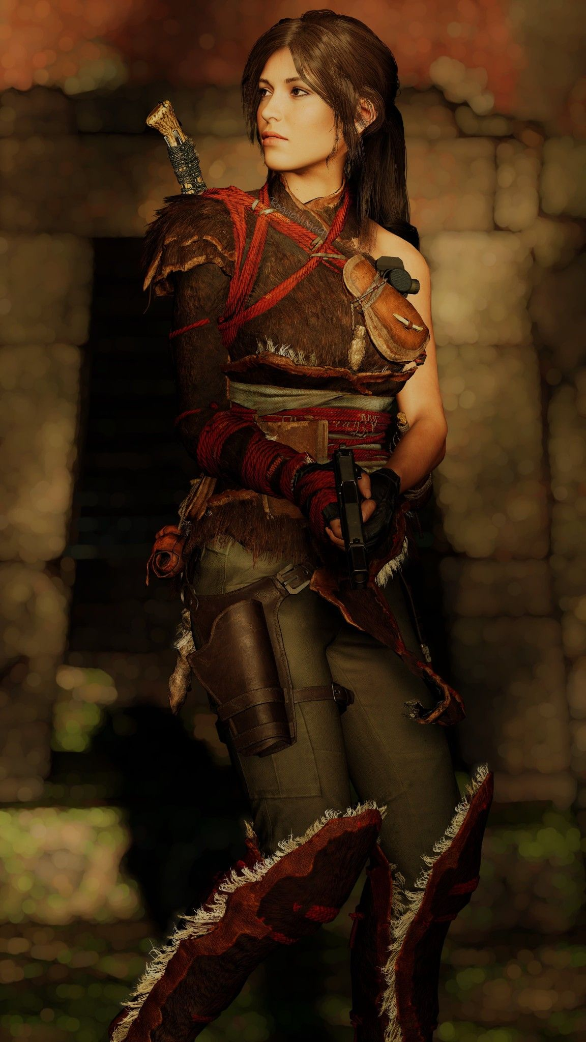 Lara Croft Sottr Tomb Raider Lara Croft Lara Croft Tomb Raider Game