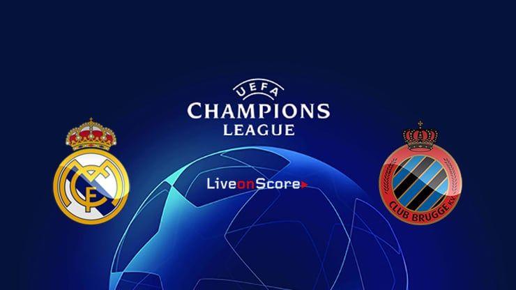 Real Madrid Vs Club Brugge Kv Preview And Prediction Live Stream Uefa Champions League 2019 2020 Uefa Champions League Champions League Champions League Live