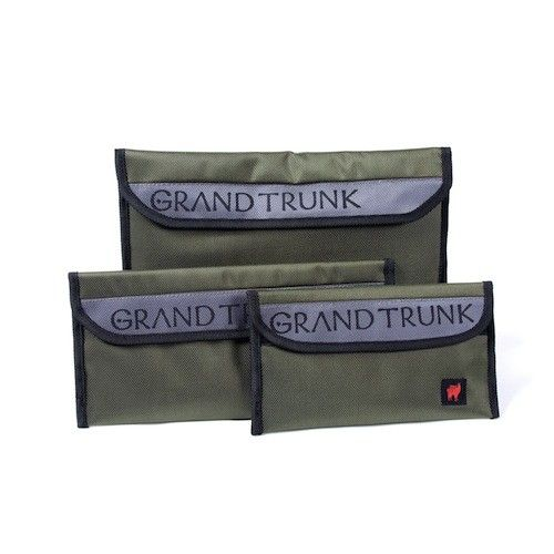 Travel Field Pouches from Grand Trunk