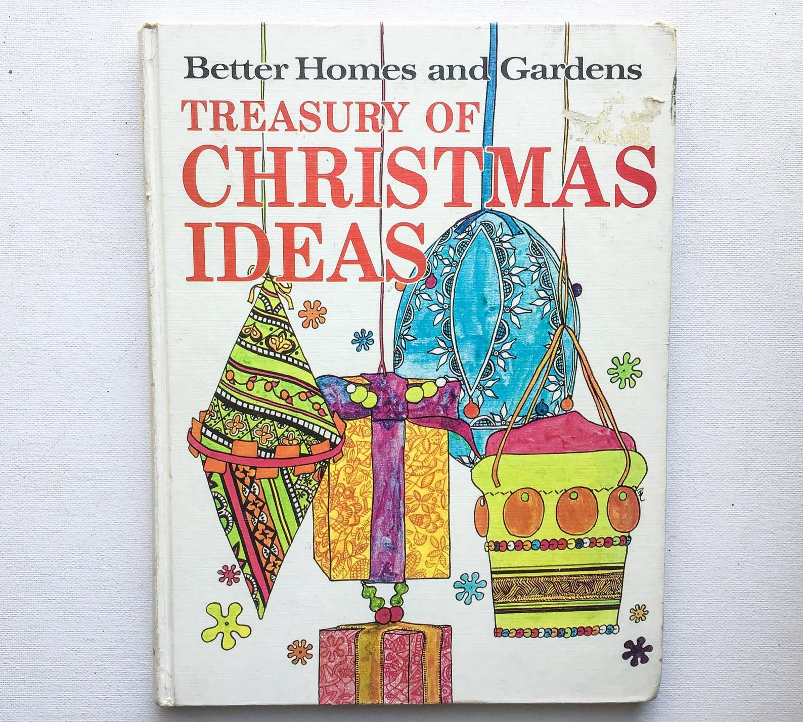 0f2f73c83c5314473c22f92be4745c85 - Better Homes And Gardens Christmas Books