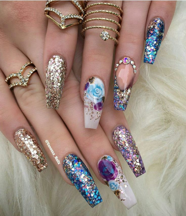 How to Make 3D Nail Art: 3D Nail Designs with Best Tutorial   Nail ...