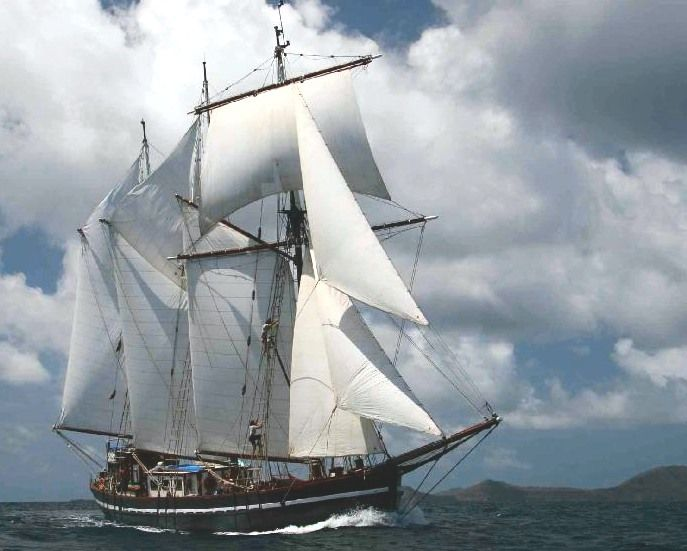 bateau ancien