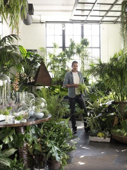 Good A Look At Atlantau0027s New Shop That Is Defining The Art Of Indoor Gardening