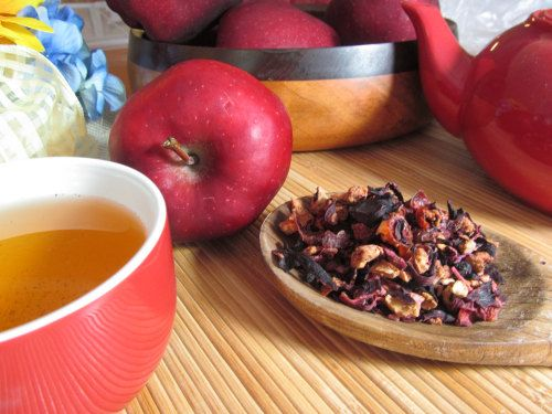 Cranberry Apple Herb and Fruit Tea  1 oz Sample by SandsTea, $1.00