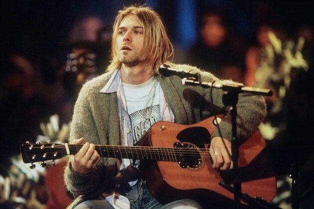 Kurt Cobain MTV unplugged  NY