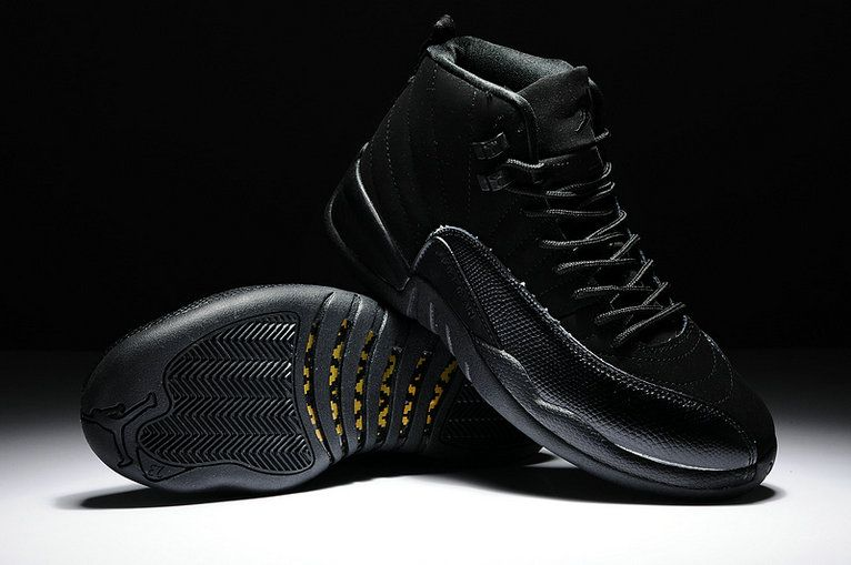 official photos 70e6e 05af1 Free Shipping Only 69$ Air Jordan 12 The Master Blackout All ...