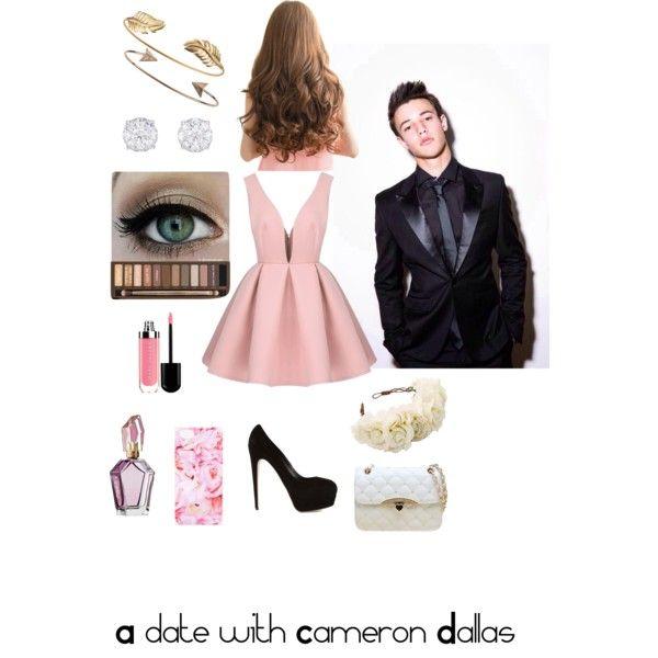 A date with Cameron Dallas