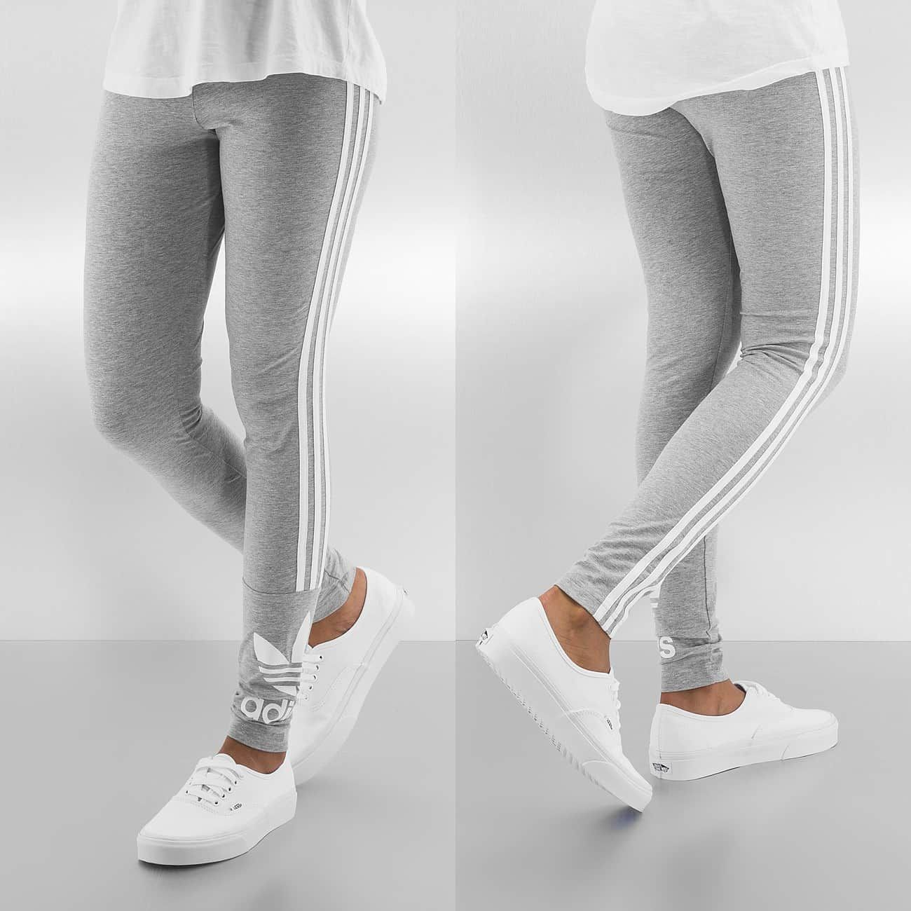 adidas legging grau fit wear pinterest sport und. Black Bedroom Furniture Sets. Home Design Ideas