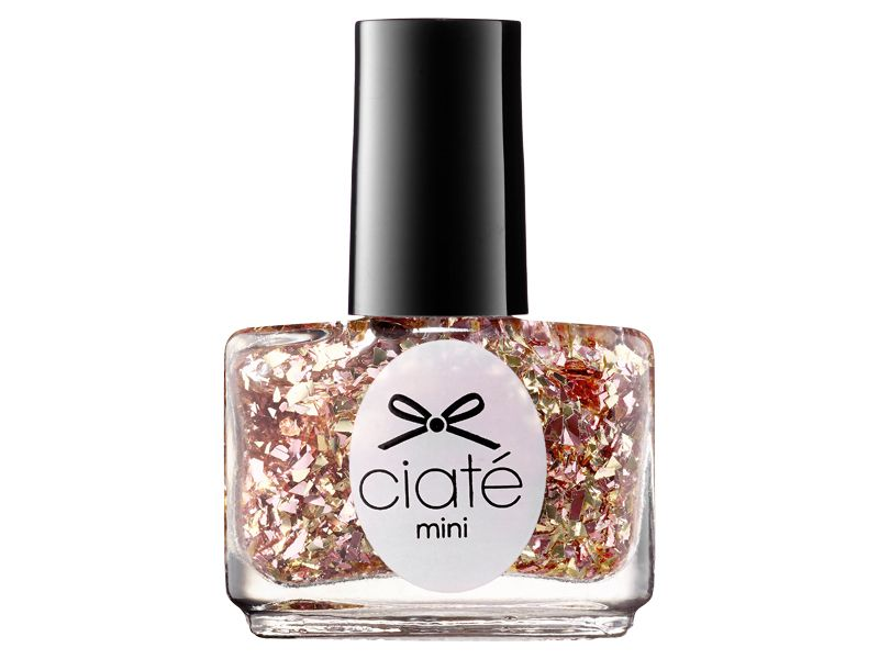 Glitter Nail Polishes That are the Definition of Holiday Glam ...