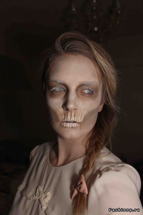 Идеи макияжа на Halloween 2015