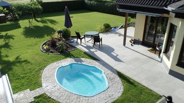 Small Inground Pools Are The Perfect Solution If You Have A Limited Outdoor  Space But Still Want A Stunning Outdoor Area. There Are Many Ideas For  Swimming