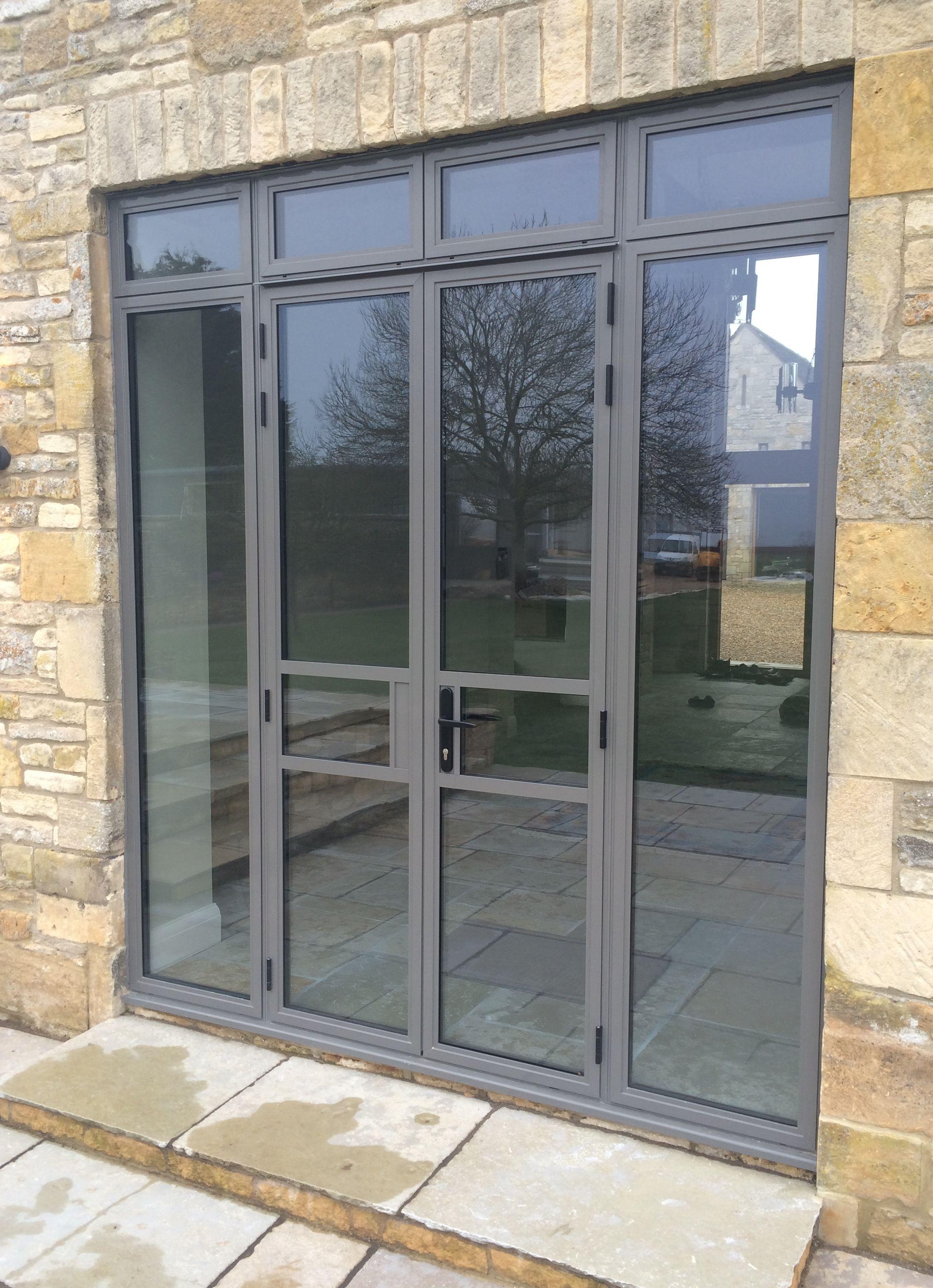 Bifold French Doors Home Design Ideas Pictures Remodel: Aluminium Heritage French Door. Designed To Match Original