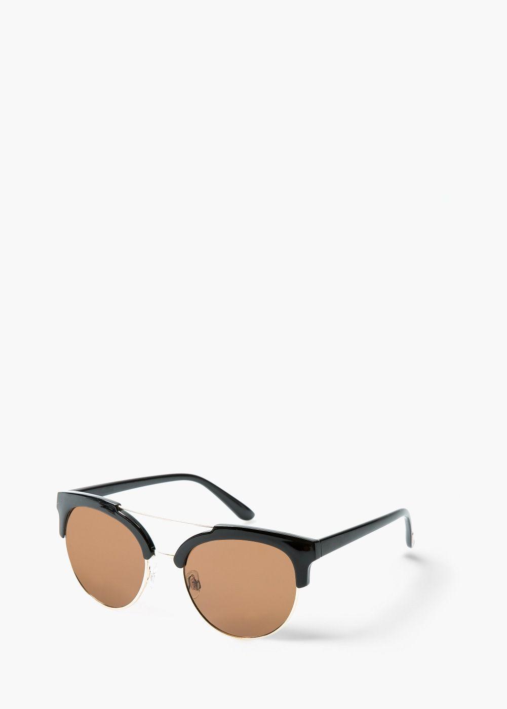 Gafas de sol cat-eye - Mujer