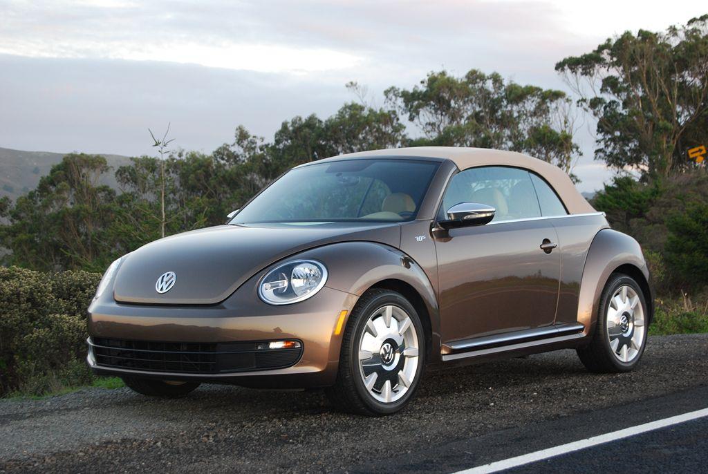 Brown 2017 Vw Beetle I Love My New Turbo Sel Bug