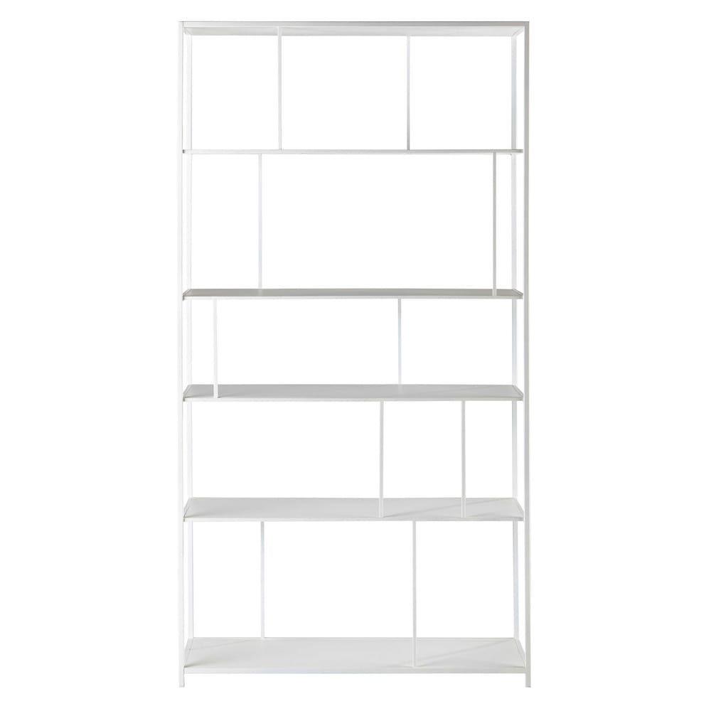 Open Hoekkast Wit.Open Kast Wit Metaal Breedte Simply Shop Metal Shelves