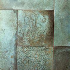 C 230 Sar Trace Mint Deco Bathroom Tub Shower Tiles Flooring