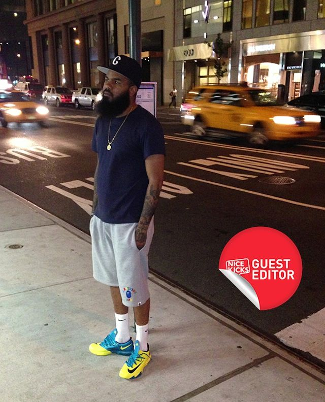 439d71c530eb Stalley wearing NIke KD VI New Hip Hop Beats Uploaded EVERY SINGLE DAY  http