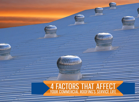 American Enviromental Service Company Talks About The Factors Affecting The Commercial Roofing S Service L Commercial Roofing Roofing Services Roof Maintenance