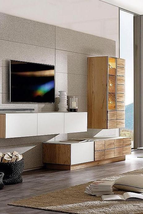 Voglauer Wohnwand Montana Set 3 Tlg Auf Rechnung Bestellen Wohnzimmer Design Wohnen Wohnwand