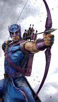 Hawkeye by uncannyknack