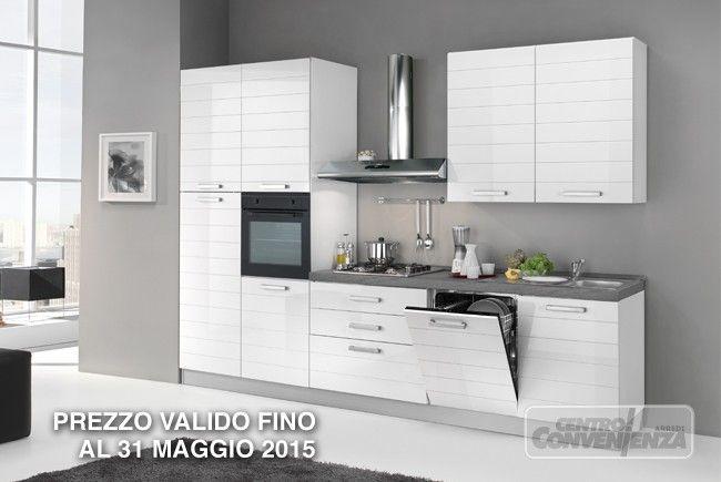 MAGIC - Cucina completa di elettrodomestici, LAVASTOVIGLIE INCLUSA ...