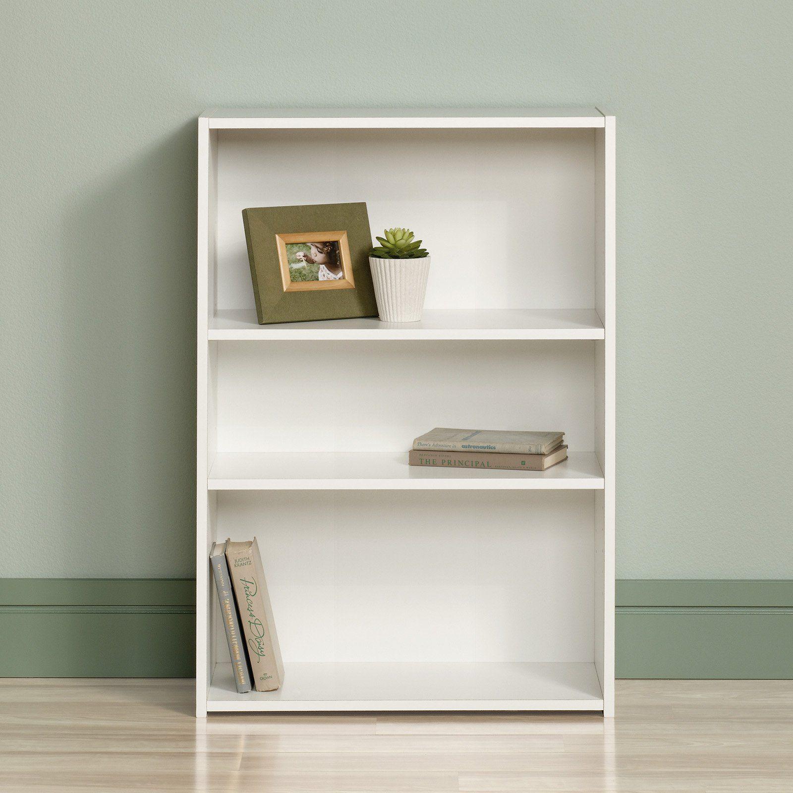 Sauder Beginnings Bookcase 415541 Low bookcase