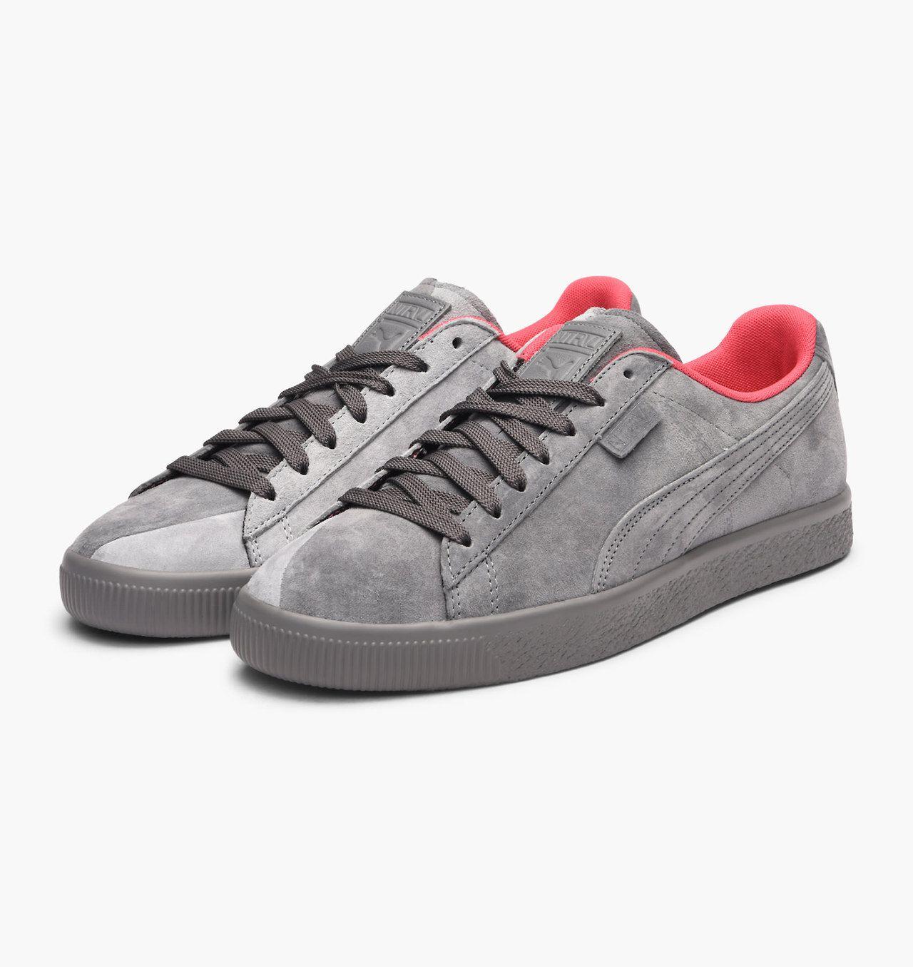 STAPLE x Puma Clyde 'NTRVL' (via Kicks ) | Sneakers