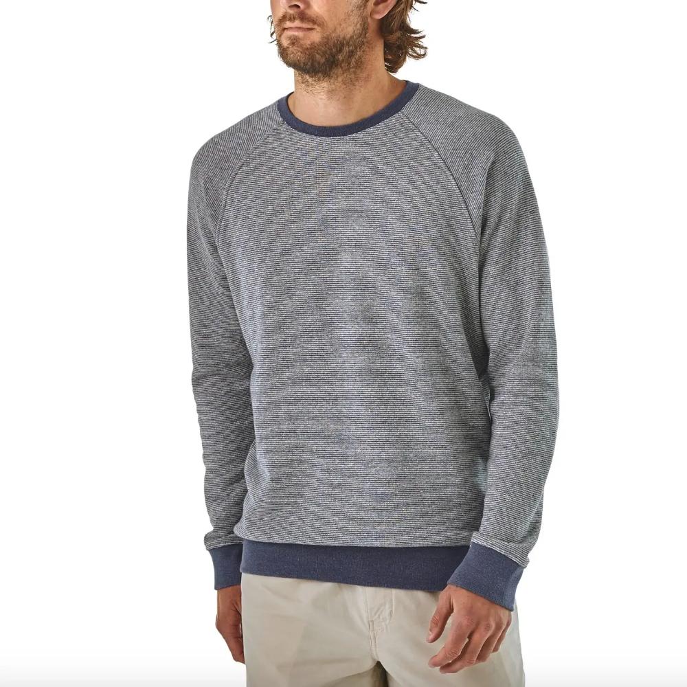 Crewneck Sweatshirt Patagonia Eco Stylist Crew Neck Sweatshirt Sweatshirts Men Sweater [ 1000 x 1000 Pixel ]
