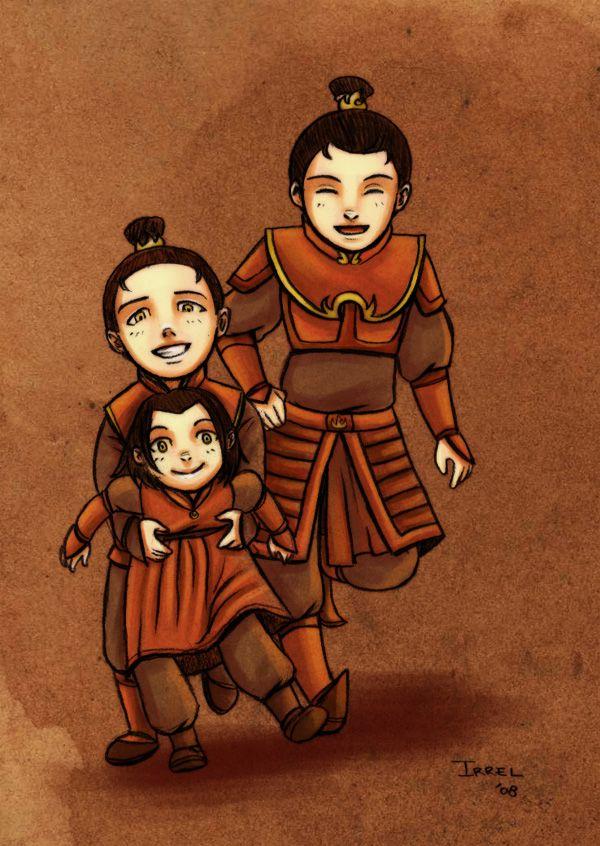 Zuko Family : family, Zuko,, Azula, Avatar,, Avatar