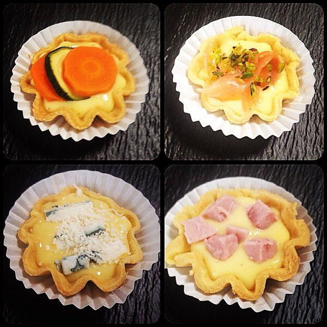 Pasticcini salati | Savory pastries