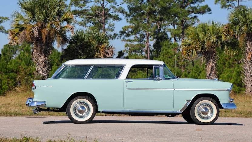1955 Chevrolet Nomad For Sale 2231438 Hemmings Motor News