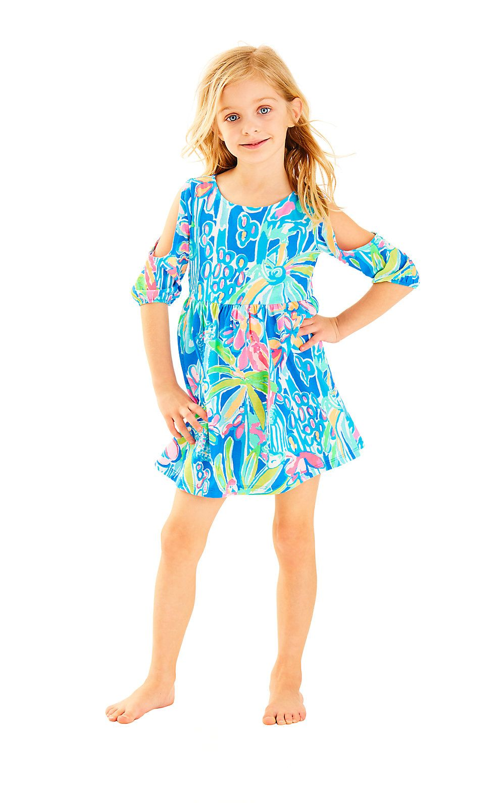 Lilly pulitzer girls linn dress pinterest girls and products