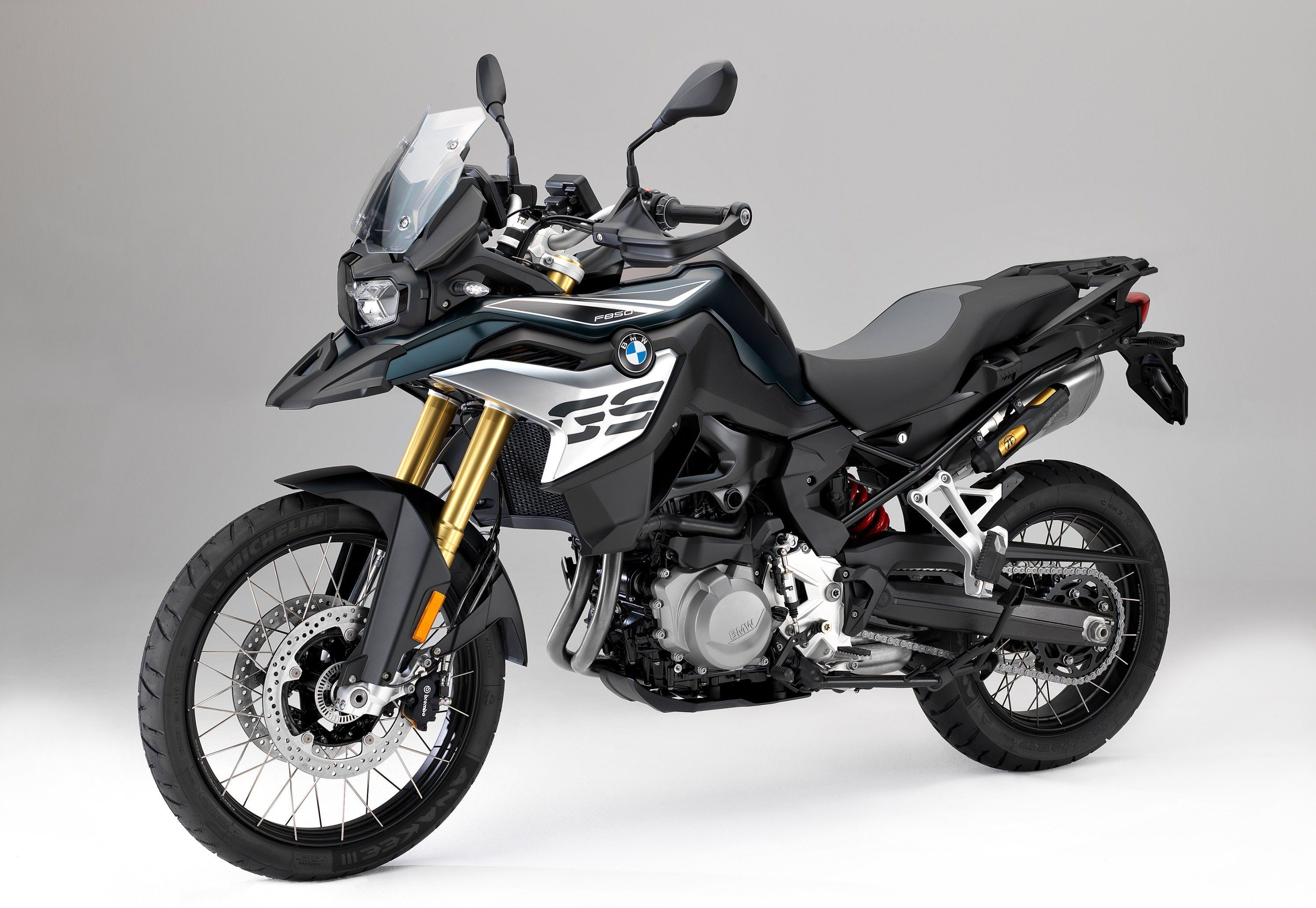 Bmw 750 Moto 2018 Release Date From 2018 Bmw F 750 Gs F 850 Gs