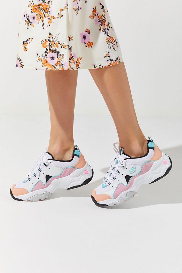 Skechers D Lites 3 Zenway Sneaker Sepatu