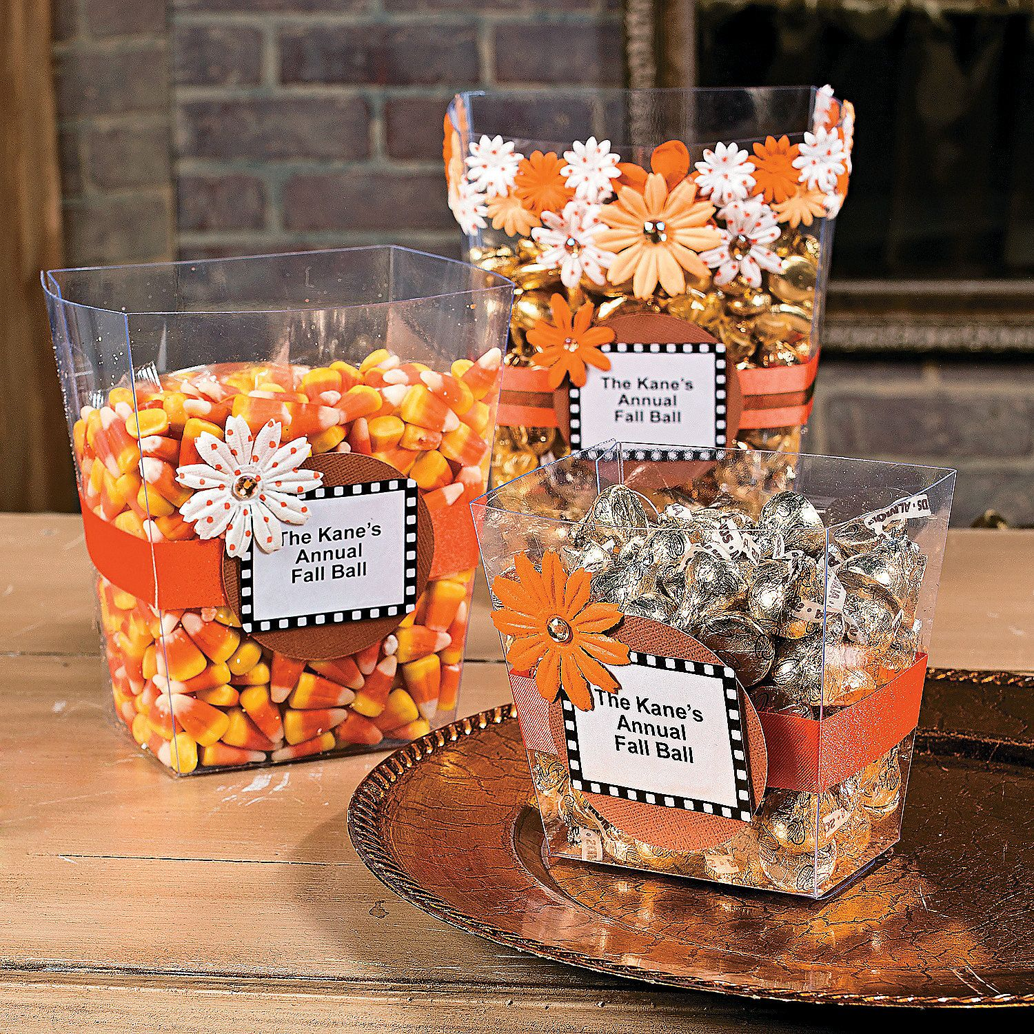 Clear Plastic Containers Orientaltrading Com Fall Wedding Candy Buffet Fall Candy Candy Buffet Pictures
