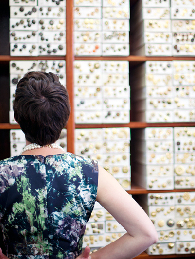 ModCloth Moments: On the Button | Story by ModCloth