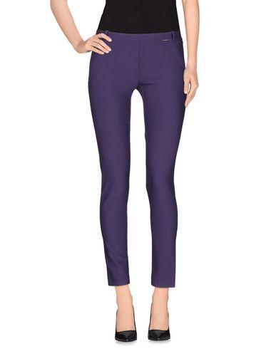 ANNARITA N. Women's Casual pants Purple 2 US