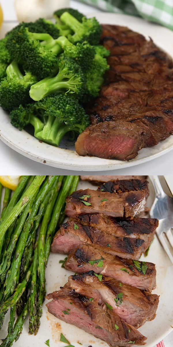 Best Grilled Steak Marinade