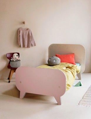 Junior Slaapkamer Ideeen.Aventuur Junior Bed Buisjes Beugels Interieuridee