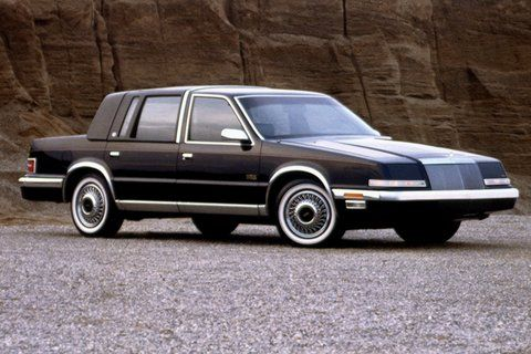 The Top 10 Lamest Luxury Cars Ever Chrysler New Yorker