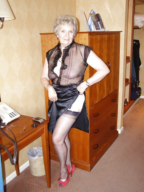 grannies Hot blonde 60 plus