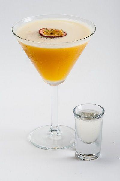 how to drink a pornstar martini