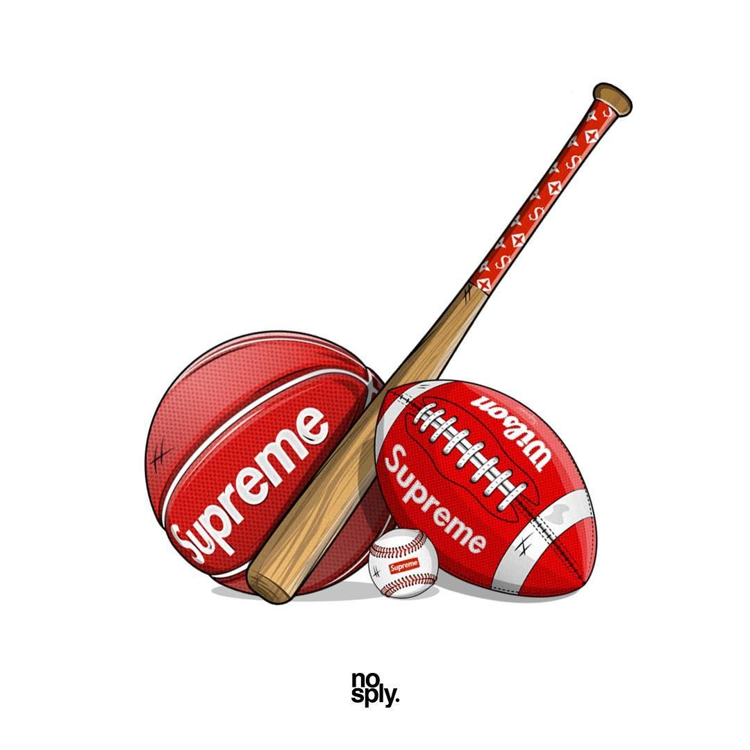 Supreme Sports Nosply Supreme Sticker Supreme Art Supreme Wallpaper