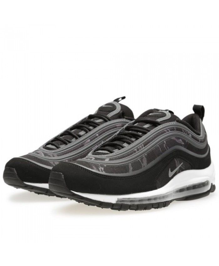 sports shoes 5d89c cc111 Nike Air Max 97 Black Gray Shoes | Nike aie max 97 sale uk | Nike ...