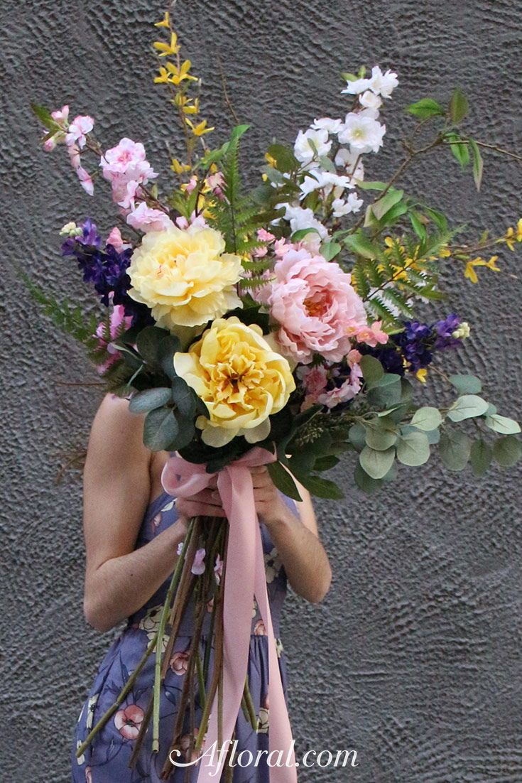 Go To Afloral To Buy The Best In Artificial Flowers Silk