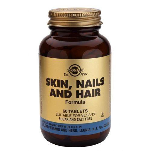 Skin, nails an hair de Solgar