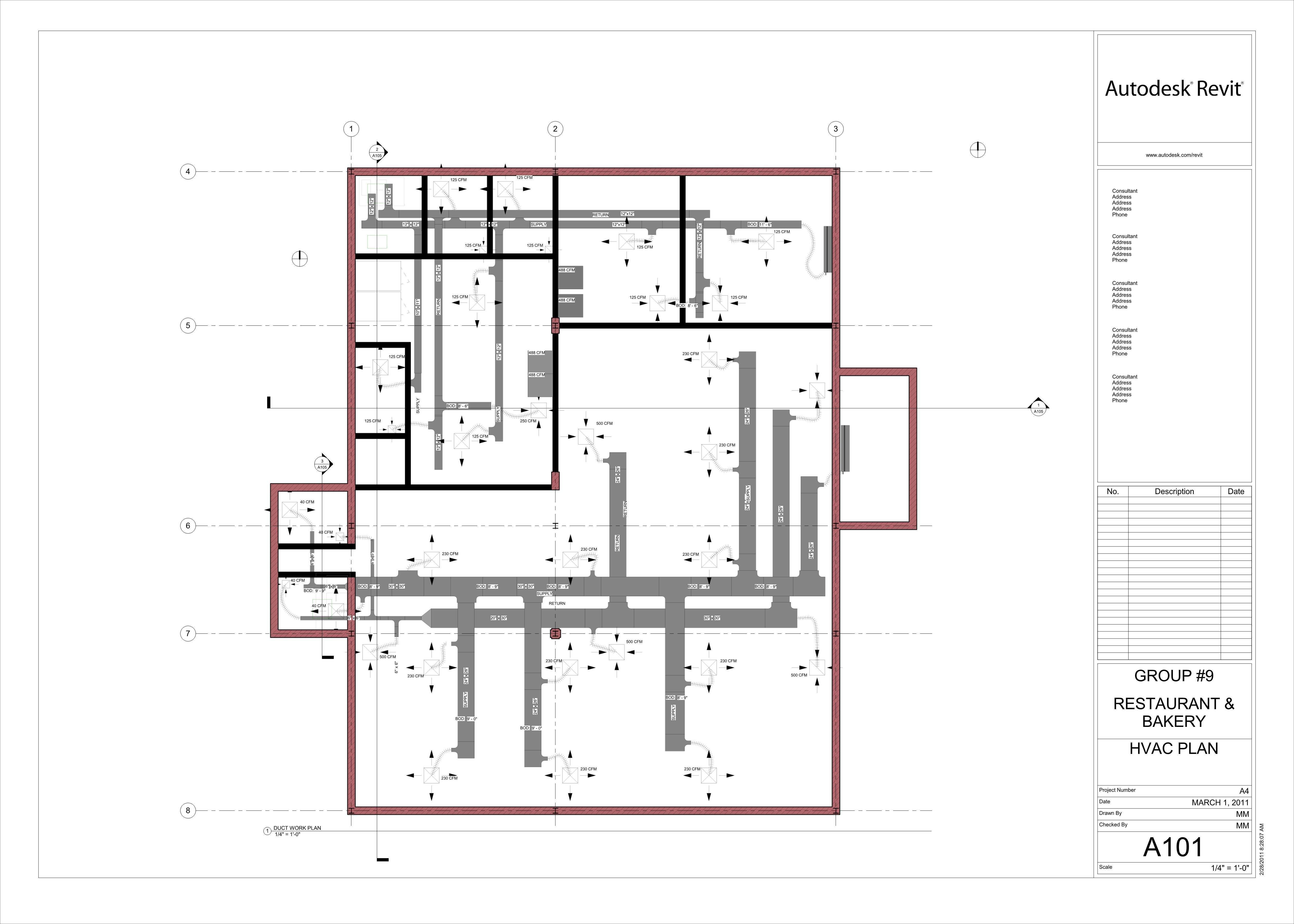 hight resolution of home hvac design bakery hvac design with picture