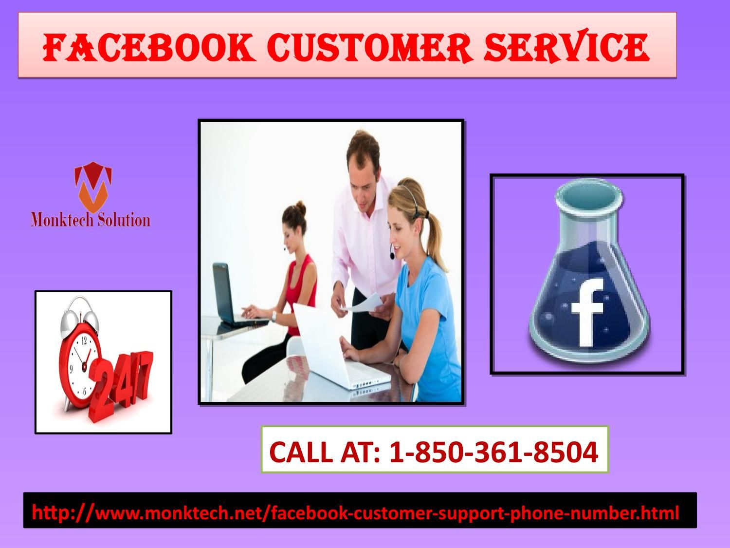 Dial Our Facebook Customer Service for Any Technical Issue 1-850-361