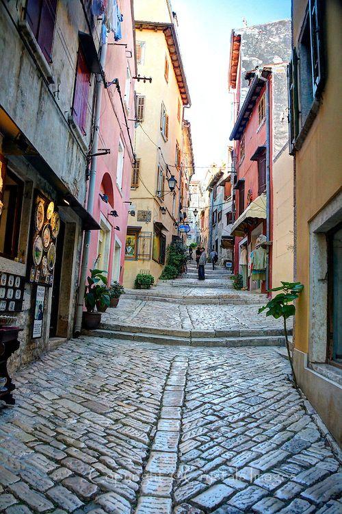 Rovinj, Croatia!!! yesss please